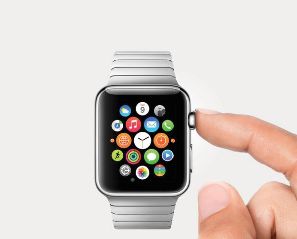 Way of the future: The Apple Watch marks an evolution in fitness and activity tracking