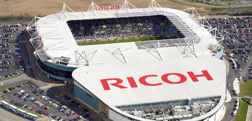 Wasps rugby club secures deal to buy Coventry's Ricoh Arena
