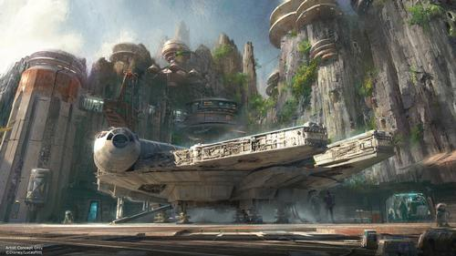 Disney reveals plans for major Star Wars, Toy Story and Marvel-themed lands at D23 Expo