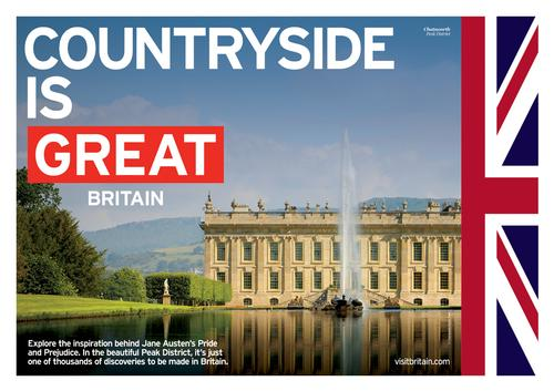 VisitBritain mulls how to tempt tourists beyond London