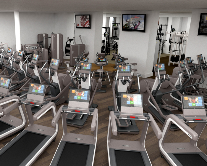 Harrogate club chooses Technogym for refit