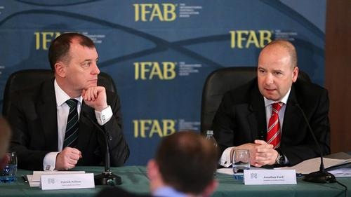 IFAB's Annual Business Meeting takes place in Cardiff on 7 January