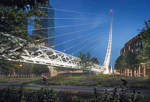 Peninsula Place Bridge