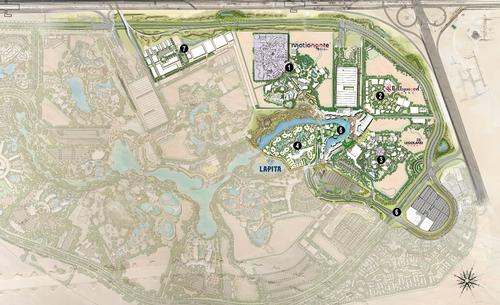 Legoland, Hollywood and Bollywood theme parks all coming to Dubai as part of AED10bn mega resort plans