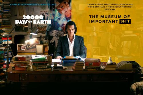Nick Cave curates virtual museum of 'Important Sh*t'