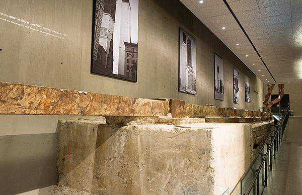 A view of the South Tower excavation / © jin lee