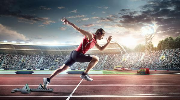An investment in quality sports facilities helps athletes achieve better results / Aksonov / istock