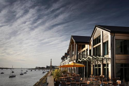 Owned by Albemarle Leisure, the hotel and spa is operated separately by Deganwy Quay Ltd under a lease / Quay Hotel and Spa