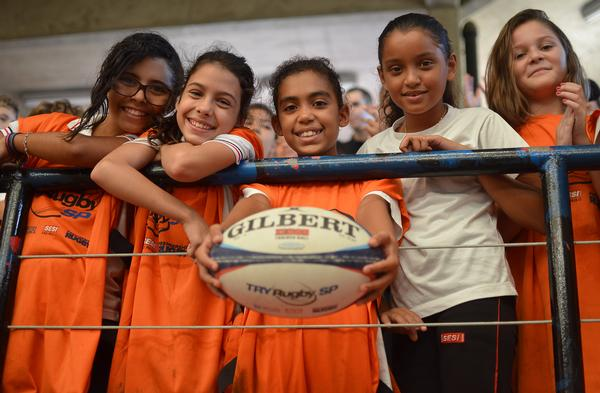 The Try Rugby programme is a joint venture between Premiership Rugby and the British Council
