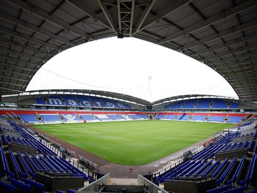 The Macron Stadium is the home of Bolton Wanderers FC / Bolton Wanderers FC