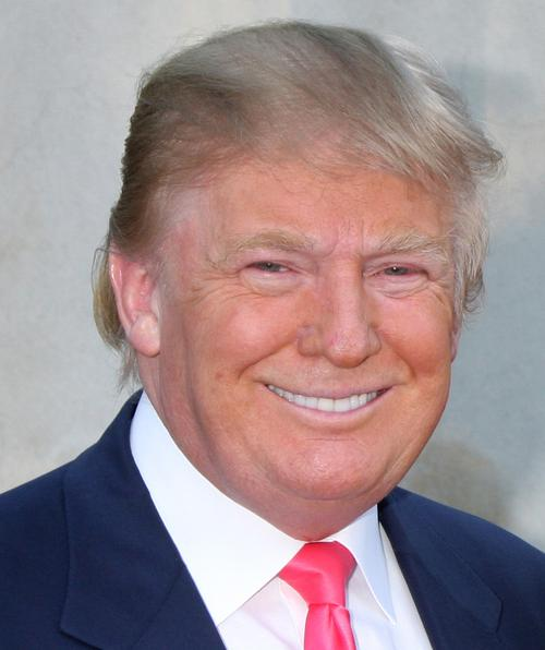 Donald Trump has been a serial investor in the European golf resort market / Shutterstock.com