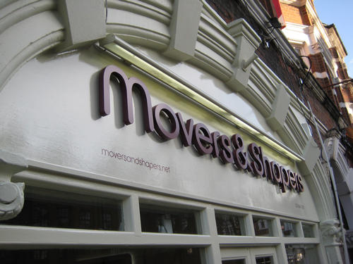Movers & Shapers opens eighth club in London