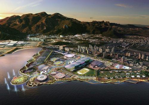Architect AECOM won the bid to oversee the master planning of the Olympic site / AECOM
