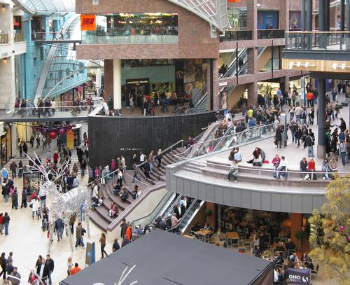 AXA Real Estate snaps up half stake in Bristol's Cabot Circus for £268m
