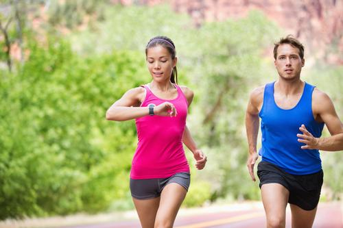 Participants decreased their risk by 46 per cent with daily exercise / Shutterstock.com/Maridav