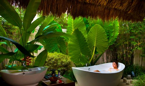Another Crimson Resort & Spa, the Aum Spa in Mactan, Cebu features 14 therapy rooms / FilArchipelago Hospitality Inc