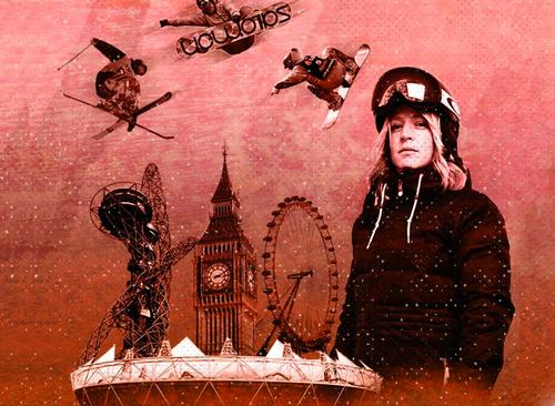 London's Olympic Park to host UK's largest-ever snowsport event
