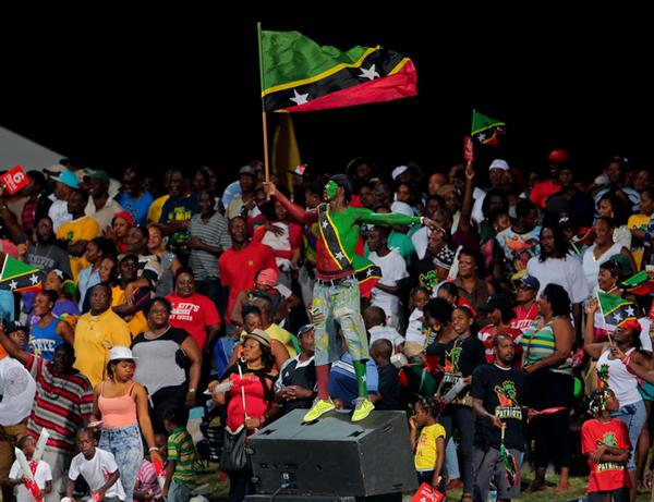Now in its third year, the CPL is becoming famous for its party atmosphere