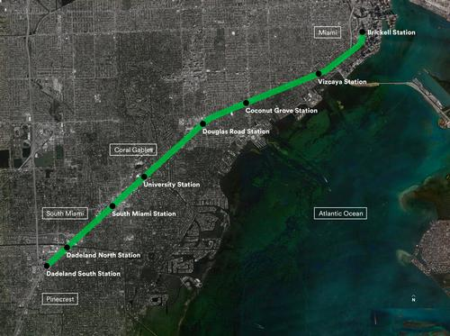 The Miami Underline could be Florida's answer to New York's High Line / The Underline