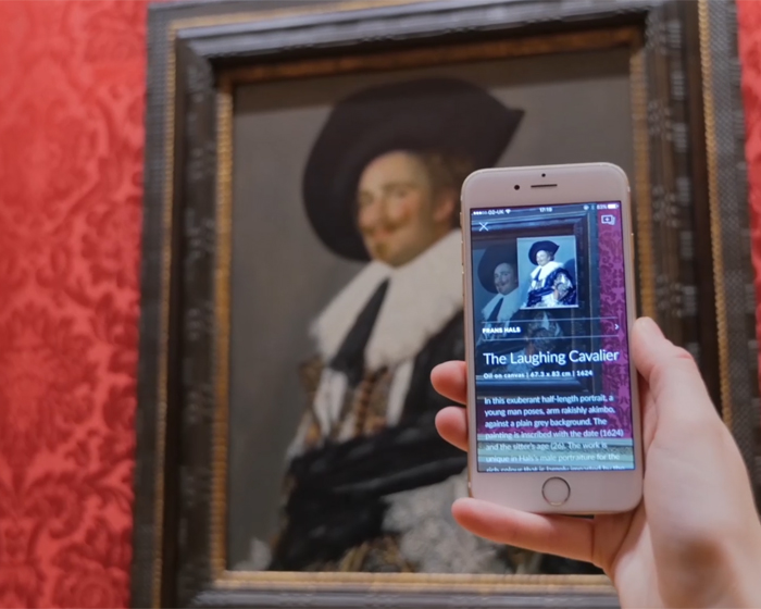 New Smartify app brings visitors closer to their favourite artworks, explains Anna Lowe