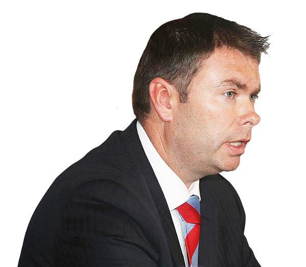 Adrian Christy, chief executive Badminton England