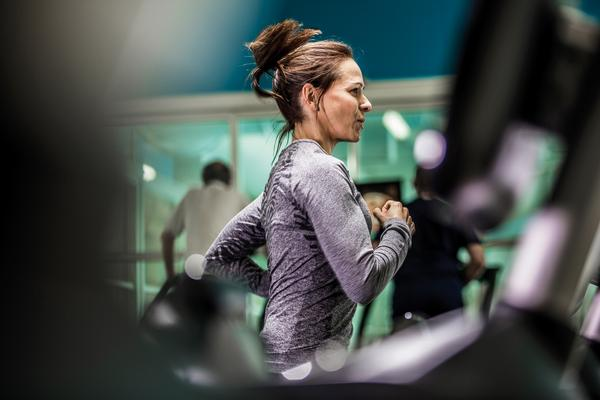 Total Fitness is a full-service brand that appeals to a more mature, suburban market