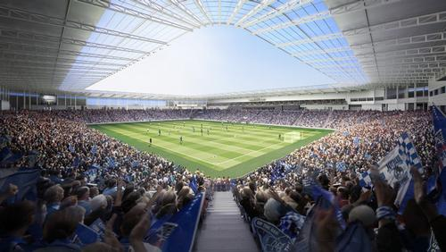 Bristol Rovers stadium plans face protest obstacles