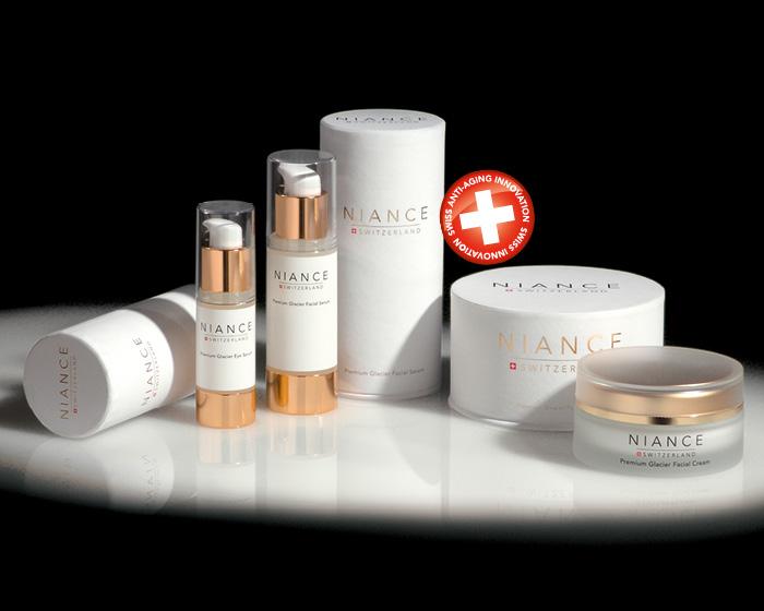 Niance – premium Swiss anti-ageing skincare