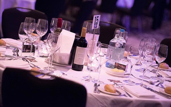 Dinner will be a great chance for delegates to network in a relaxed setting