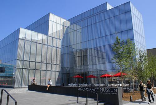The development will add a storey on to the museum's east wing / Anchorage Museum