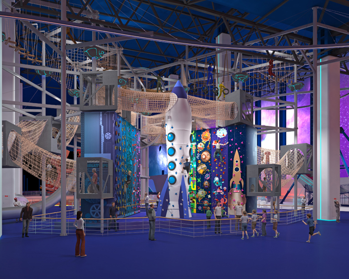 EAS PREVIEW: Walltopia to exhibit climbing walls