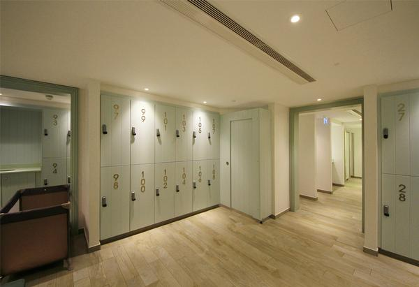 Mood and ambience created by Craftsman Quality Lockers