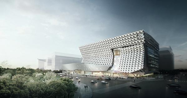 / Morphosis Architects