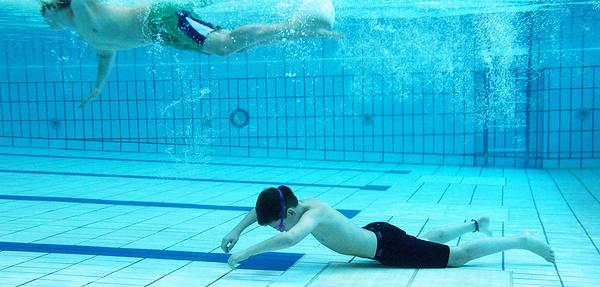 In 2015, the Poseidon system alerted lifeguards to a motionless body at the bottom of the pool