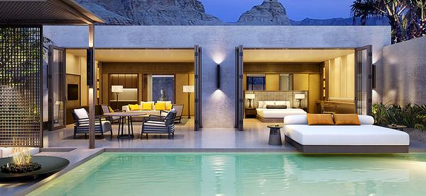 Alila Salalah, a 125-key beachfront destination resort due to open in the second half of 2017