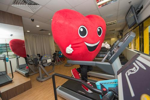 Singapore gets heart healthy