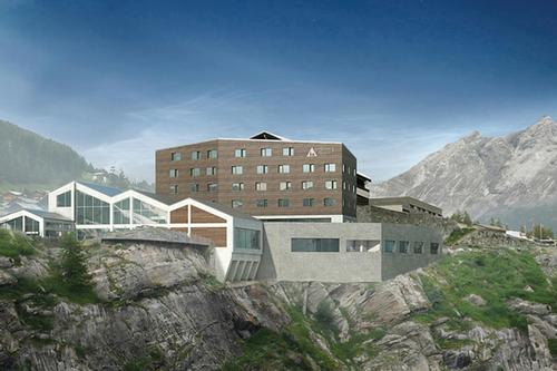 Swiss hostel offers budget travellers 1,900sq m of wellness facilities