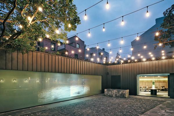 The Living Room urban wellness centre in Shanghai was Octave Living's first project