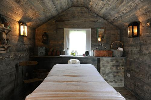 The Potting Shed Spa in Batley will be offering a range of treatments incorporating organic-certified products throughout September / the-spa-spy.com