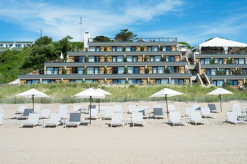 Gurney's Montauk Resort & Seawater Spa is a famous full-service resort in the Hamptons