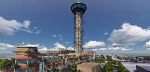 IAAPA 2014: World's tallest rollercoaster a 'gamechanger', says its