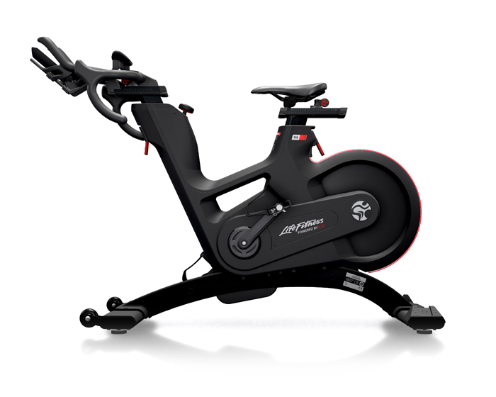 Supplier profile: Life Fitness launches innovative new IC8 bike