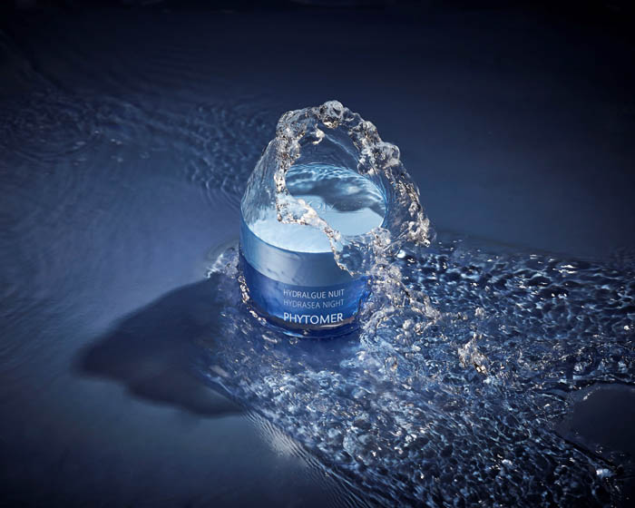 HydraSea skin hydrating cream works throughout the night