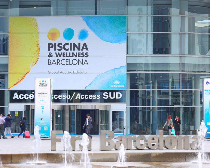 The Piscina & Wellness Barcelona 2017 to expand wellness offering