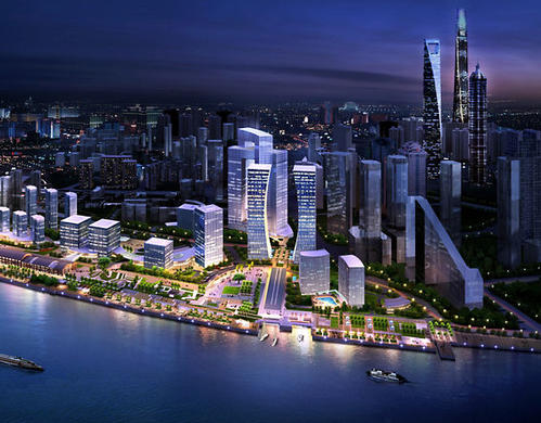 Mandarin Oriental reveals details of new Shanghai resort
