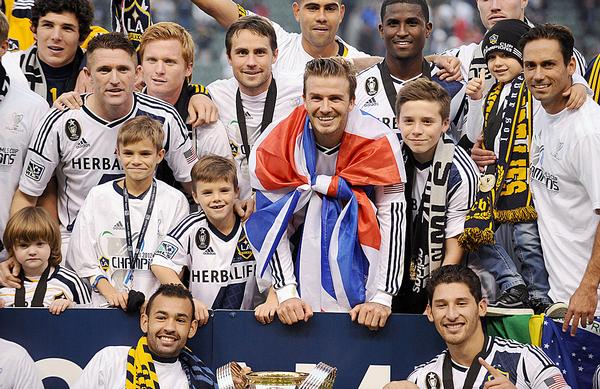 Beckham is determined to bring MLS soccer to the city of Miami
