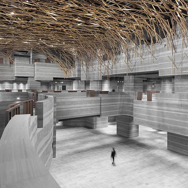 The Hub Performance Centre, Shanghai