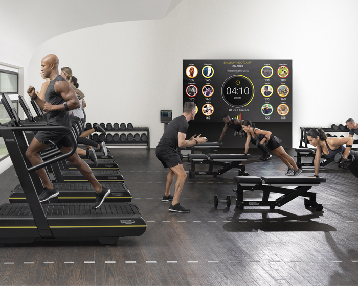 Technogym named as lead supplier for Nuffield Health