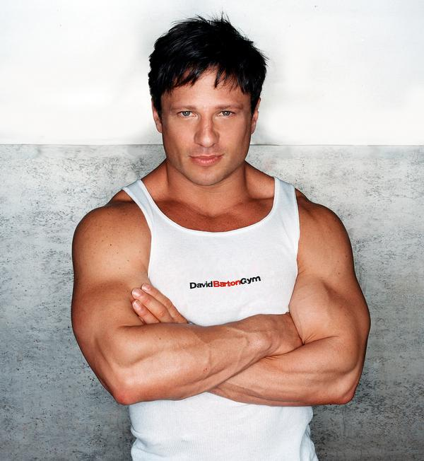 David Barton started his career as a personal trainer / PHOTO: Michelle Hood