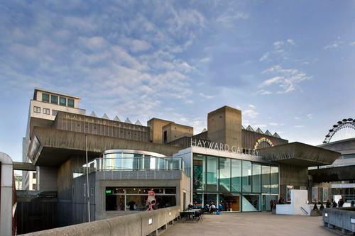 Hayward Gallery, Southbank Centre / Morley von Sternberg